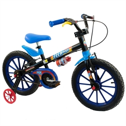 Bicicleta 16 Nathor Tech Boys